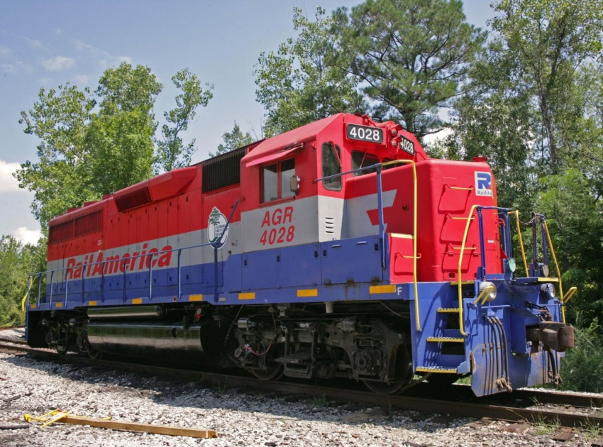 rail america picture