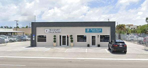 124 Toby - Delray Beach Commercial Building