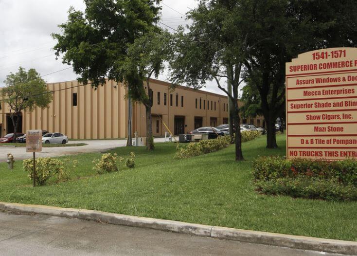 Superior Commerce Park 1